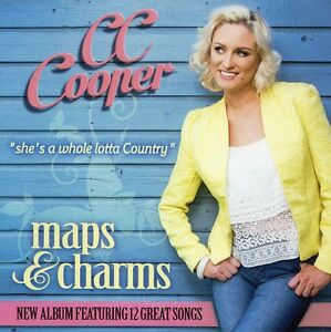 CC-COOPER-MAPS-amp-CHARMS-CD-2017-SHE-039-S-A-WHOLE-LOTTA-COUNTRY