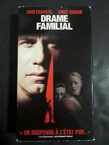Domestic-Disturbance-Drame-Familial-VHS-French-Version-Thriller-Suspense-2001