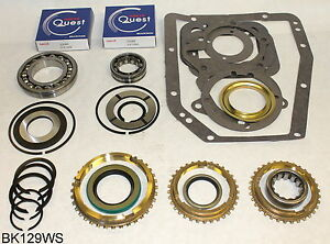 Details about Chevy / GMC SM465 4 speed Transmission Bearing Kit, BK129WS