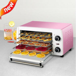 220V-Fruit-Dehydrator-Vegetable-Herb-Meat-Drying-Machine-5-Layers-Food-Dryer-New