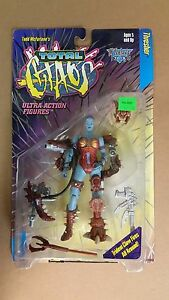 Total Chaos - THRESHER - McFarlane Ultra Action Fig - 1996