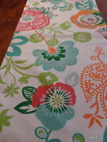 Razzle Floral Table Runner 13 X48