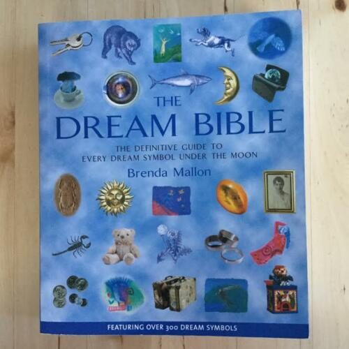 1 of 1 - THE DREAM BIBLE THE DEFINITIVE GUIDE TO EVERY DREAM SYMBOL UNDER THE MOON