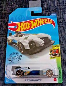 Mattel-Hot-Wheels-Electro-Silueta-Nuevo-Sellado