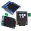 4-7pin-Screen-SPI-I2C-0-66-034-OLED-Display-Module-for-WeMos-D1-Mini-OLED-Shield thumbnail 5