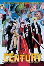 Liga der außergewöhnlichen Gentlemen #4 HC CENTURY-TRILOGY lim.222 Ex ALAN MOORE