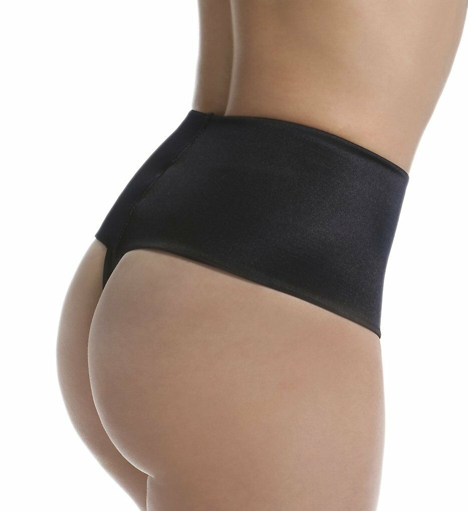 4994c9d69942c Rago Shapewear Wide Band Thong Shaper Black XL for sale online