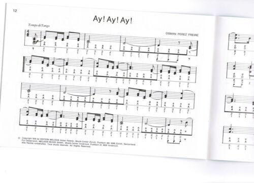 diatonische Handharmonika Noten diat Handharmonika FAVORITEN 2 Griffschrift
