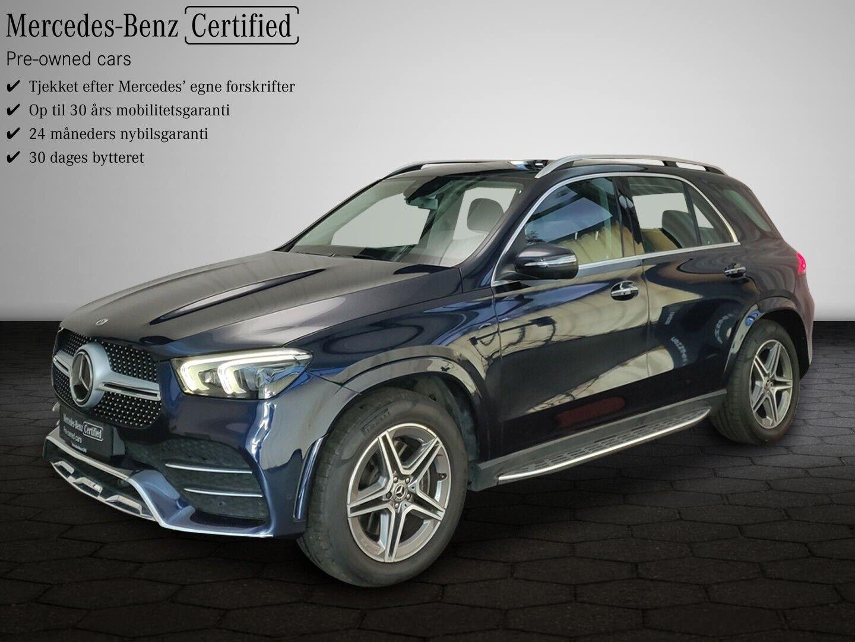 Mercedes GLE300 d 2,0 aut. 4-M 5d - 1.129.900 kr.
