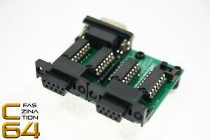 Faszination-C64-Joyport-Umschalter-Switcher-fuer-Commodore-64-Neuware-1801