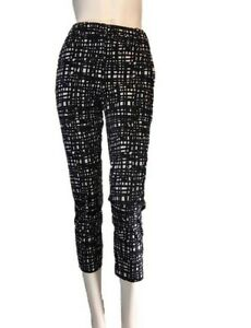 COUNTRY-ROAD-SIZE-8-GEOMETRICAL-DESIGN-CROP-PANTS-AS-NEW