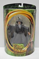 Lord Of The Rings Toy Biz 2001 Gandalf The Gray Action Figure Nip