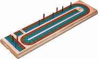 Mainstreet Classic 55-0106 Classics Cribbage Board Toys on Sale