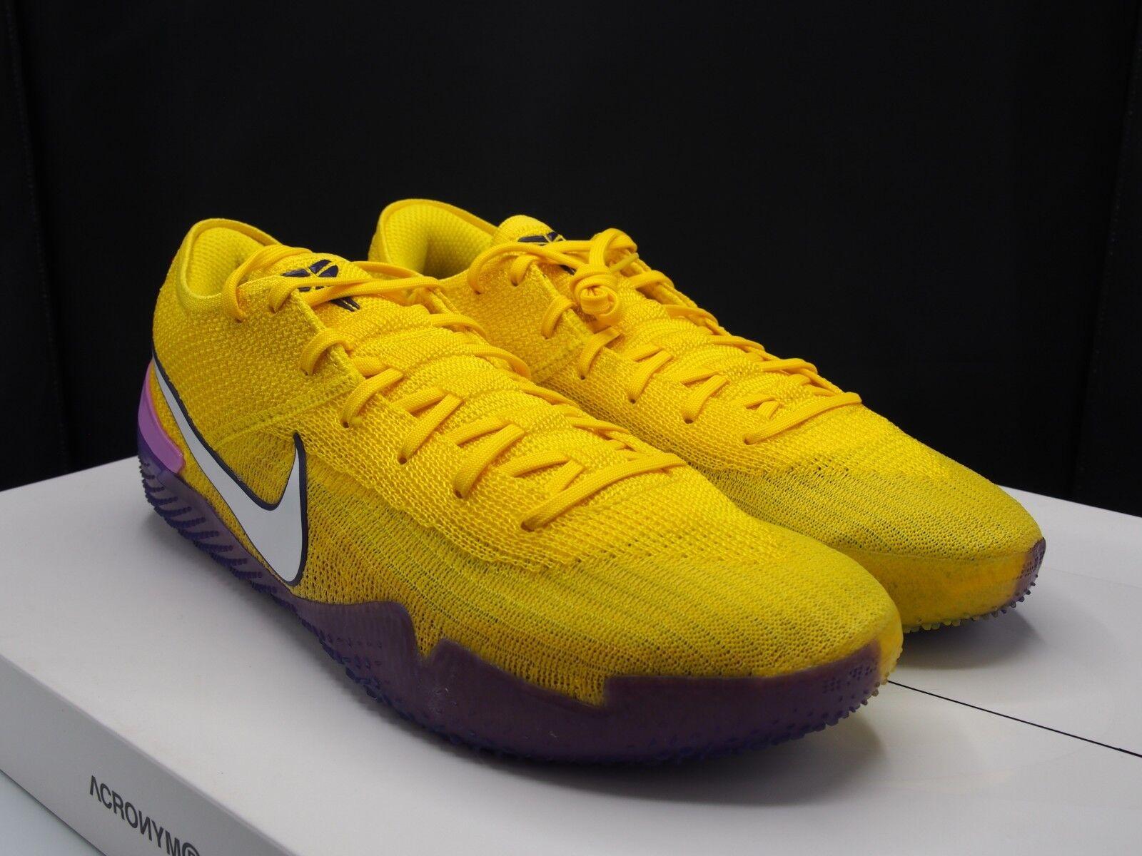 Nike Kobe AD NXT 360    Lakers  AQ1087-700 c9a2a2