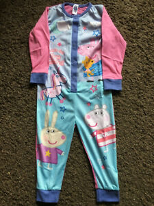 Peppa Pig Sleepsuit. Ages 12 Months To 5 Years