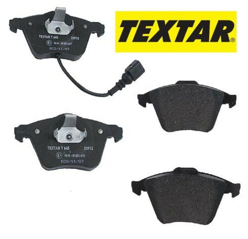 For VW CC Passat R32 2006-2012 Front Ceramic Disc Brake Pads Textar