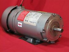 DC  MOTOR. 1.5 HP.  Variable speed to 1,750 RPM. 180V.  HD TEFC.  MagnaTek