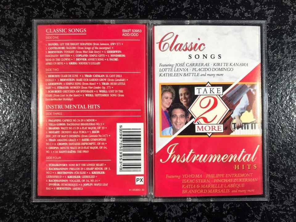 Bånd, Blandet, Take 2 More - Instrumental Hits