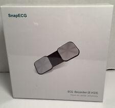 Snapecg Portable Ekg Handheld Ecg Recorder E H19 Factory Sealed Brand New