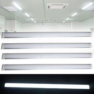LED Lichtleiste Bürolampe Lampe Deckenlampe Deckenleuchte Leuchte Büroleuchte