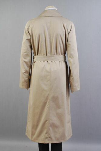 Supernatural Hunter Angel Emmanuel Cas//Castiel Twill Trench Coat Cosplay Costume