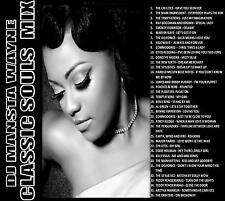 DJ MANSTA WAYNE CLASSIC SOUL MIX CD