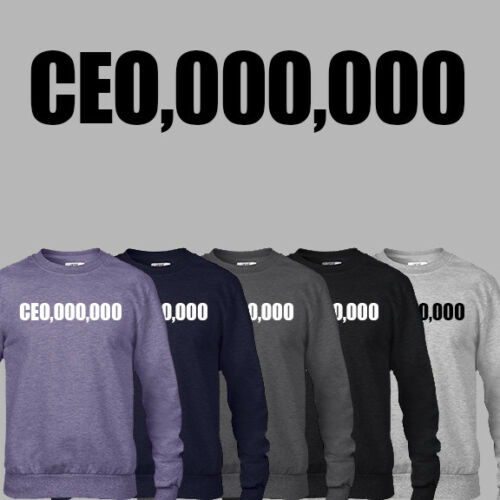 CE0,000,000 Threads Limited Edition unofficial BEST Ever Crewneck Sweatshirt