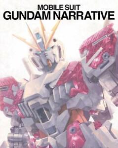 Mobile-Suit-Gundam-Narrativa-NT-Folleto-de-Blu-ray-edicion-regular-de-Japon