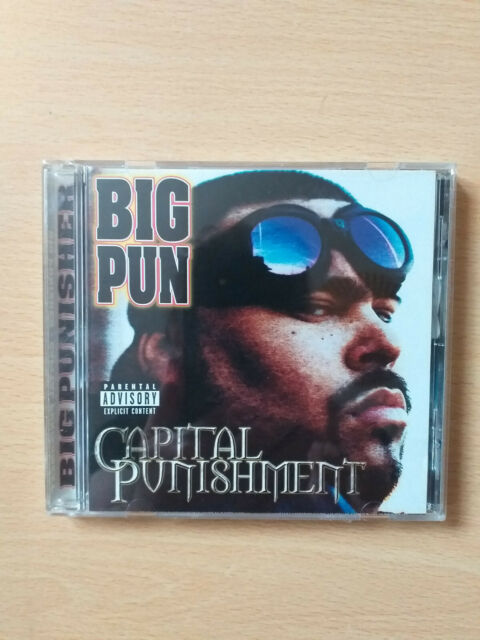 Big Punisher Capital Punishment CD album