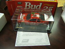 Revell Budweiser Wally Dallenbach 25 Diecast 1/24 1999 Monte Carlo MIB