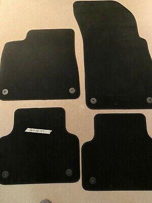 Coverking Custom Fit Front Floor Mats for Select Pontiac Bonneville Models Nylon Carpet Black