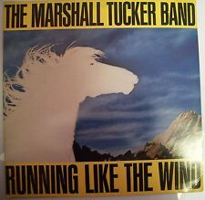 "12"" VINYL LP. Running Like The Wind by The Marshall Tucker Band. 1979. K56621."