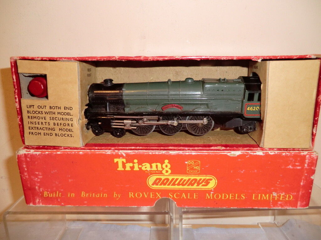 TRI-ANG RAILWAYS MODEL No.R.53 BR (ex-LMS) 4-6-2 PRINCESS ELIZABETH LOCO VN MIB