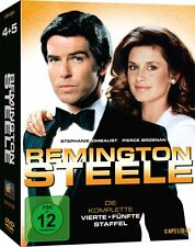 Remington Steele - Die komplette Staffel / Season 4 + 5, 9 DVD NEU + OVP!