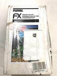Fluval-A370-Gravel-Cleaner-Kit-Aquarium-Water-Vacuum-For-Parts-Only