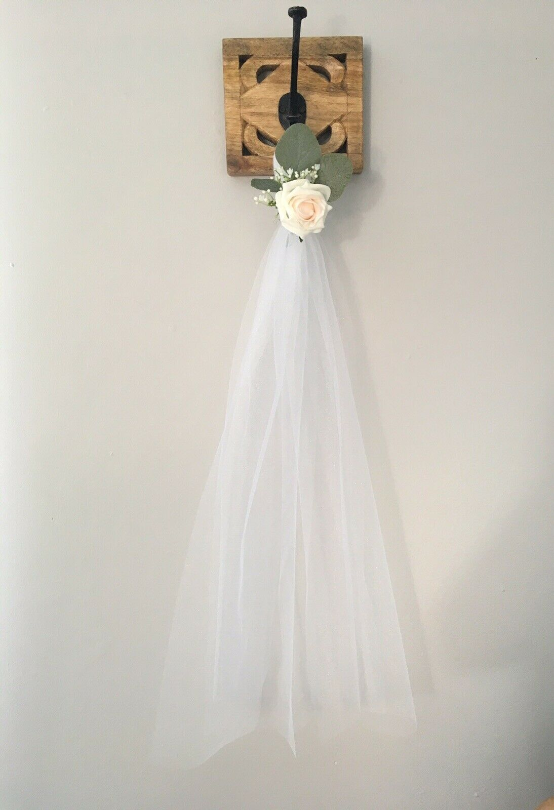 10 X Wedding Pew Ends Aisle Decorations Many Colours Available