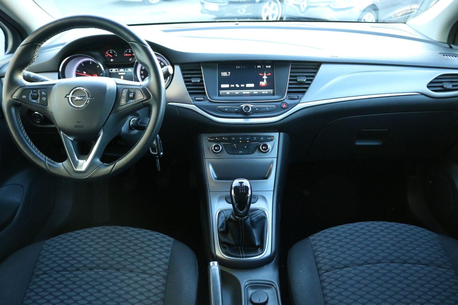 Opel Astra CDTi 110 Sport ST eco