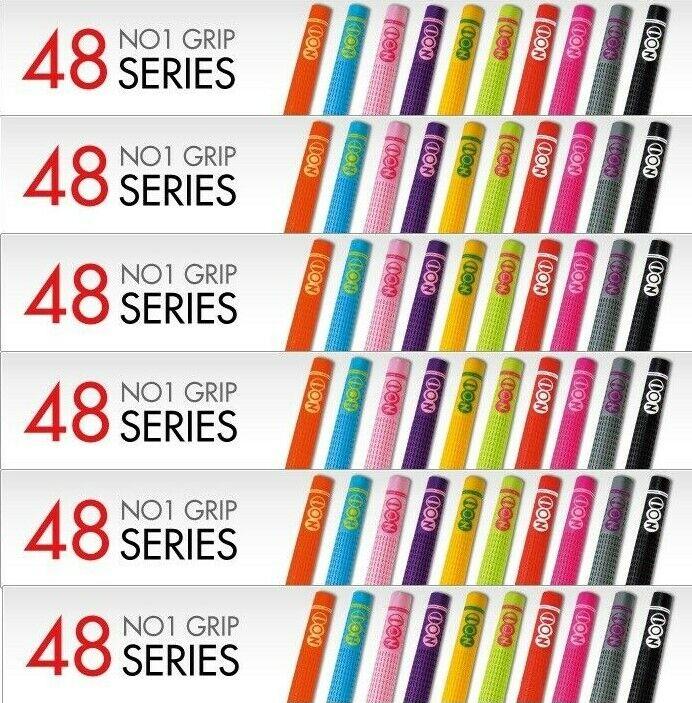 NO1 série 48 Poignées Lot de 9 (plusieurs options de Couleur) - NEUF