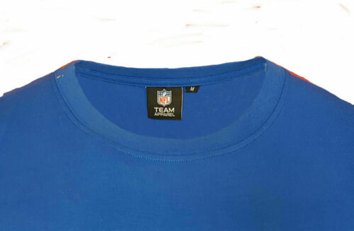 NFL New York Giants T Shirt Mens ALL SIZES Official Team Apparel Jersey