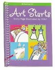 Art Starts : Every Page Illustrated by You! by Trula Magruder and Chris David (2006, Spiral)