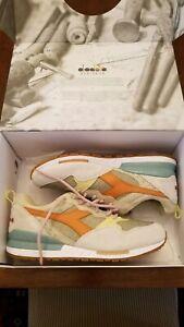 Diadora-Inrepid-H-Desert-Pack-Size-10-Worn-1x-Mint-W-Box