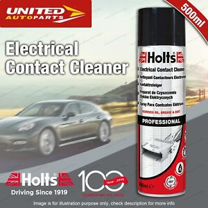 Holts Professional Electrical Contact Cleaner 500ML Removes oil grease and dirt