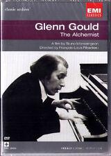 DVD Glenn GOULD The Alchemist BACH Partita BERG BYRD GIBBONS SCHOENBERG WEBERN