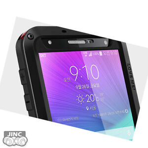 Waterproof-Metal-Armour-Case-Cover-Pouch-for-Samsung-SM-N910-Galaxy-Note4-Note-4