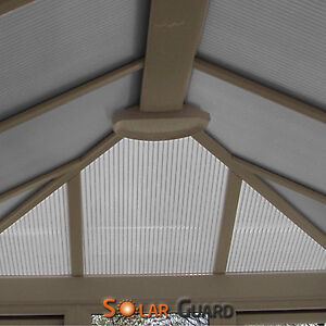 Coolkote Window Film Heat Glare Reducing For Polycarbonate Conservatory Roof Ebay