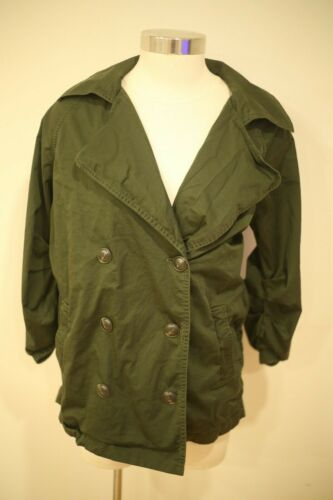 CAbi Women's Small #5478 Expedition Jacket Olive … - image 1