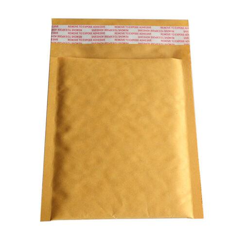 Pop Economic JX 10X 140*160+40mm Kraft Bubble Bag Padded Envelopes Shipping HH