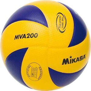 MIKASA-MVA200-OVV-Volleyball-FIVB-Gr-5-NEU-nirgends-guenstiger