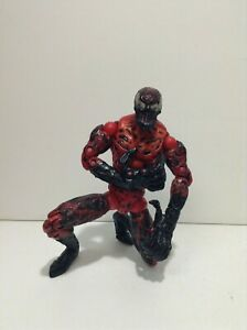 "6/"" Marvel Comic Series Spiderman Spider-Man Movie Carnage Loose Action Figure"