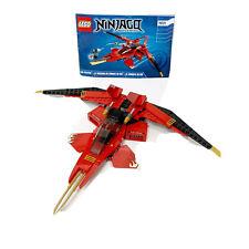 Lego Ninjago Kai Fighter 70721 For Sale Online Ebay